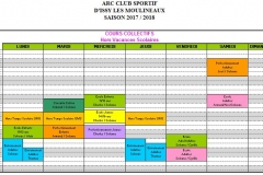 cours coll 17-18